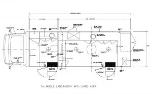 7m rigid body mobile laboratory
